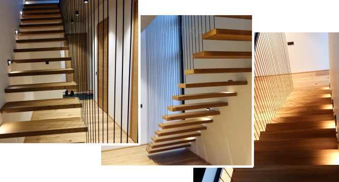 trepipiirded vertikaalsete varrastega