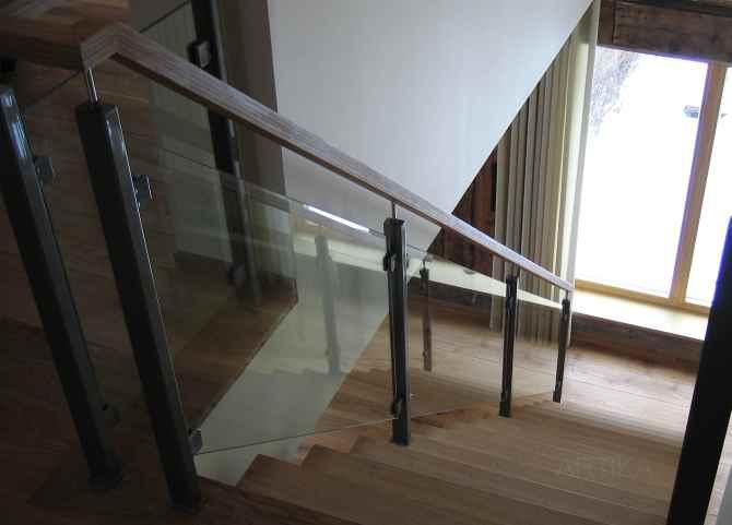 trepid klaaspiirdega