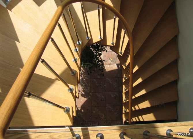 trepp roostevaba piirdega