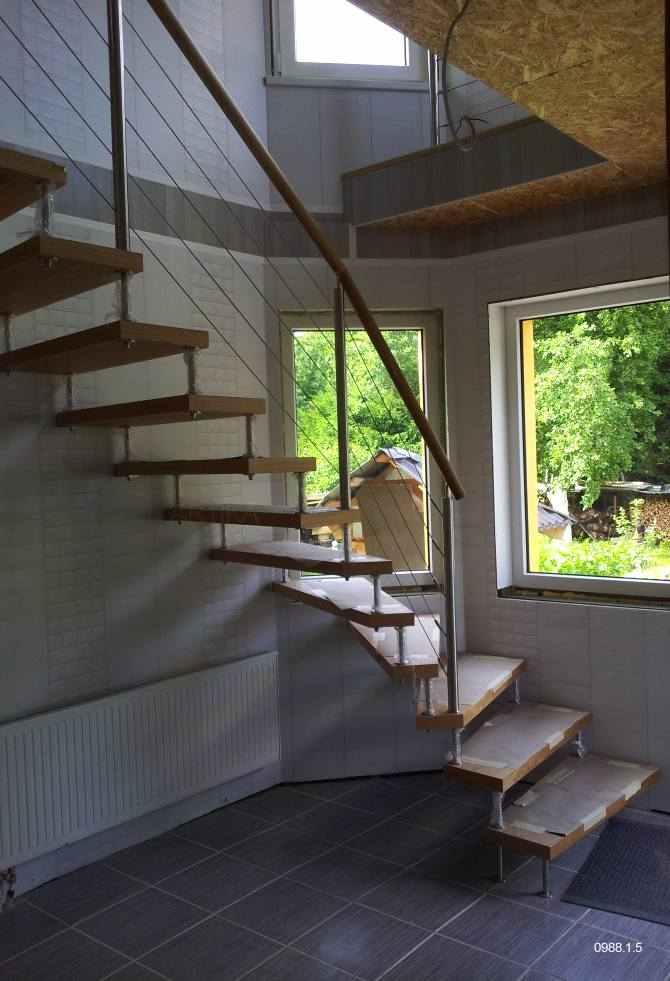 piirded roostevaba teras puitrepp